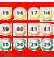 Lebanon LottoConsecutive QuadStatistics